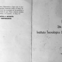 School vows. 1980s.