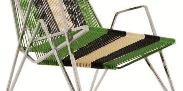 Silla diseñada por Clara Porcet