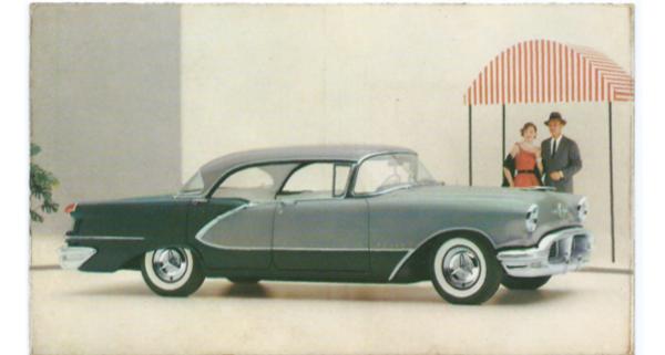 Oldsmobile 1956 de Ambar Motors Corp