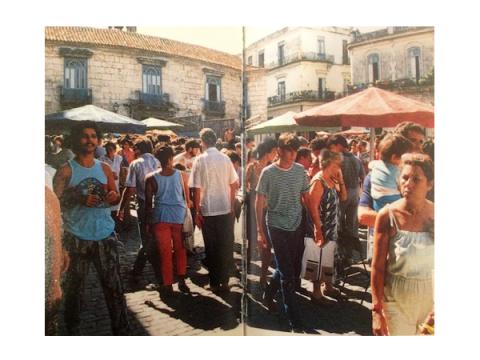 Feria de la Plaza de la Catedral