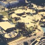 Centro turístico ubicado donde se encuentra ahora la heladería Coppelia