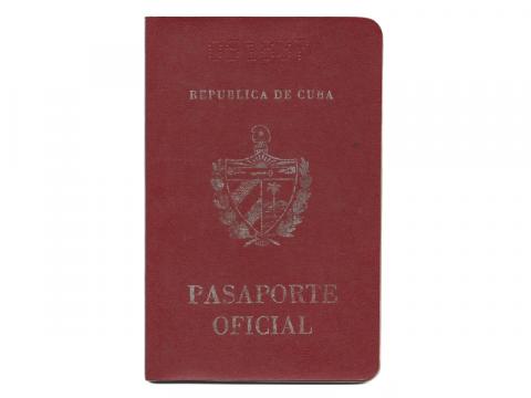 Pasaporte oficial