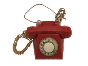 Teléfono de disco TA-68