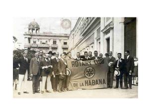 Club Rotario de La Habana