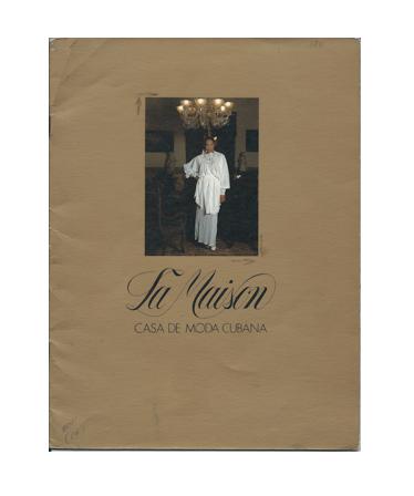Catálogo de modas de La Maison