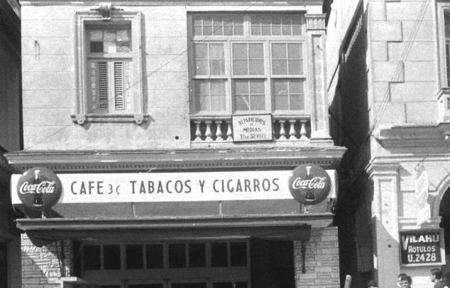 23 y 12, Vedado. 1959.