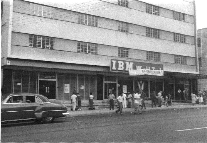 La Rampa. 1960.