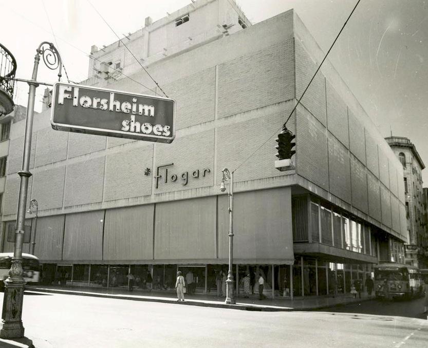 Flogar. 1958.