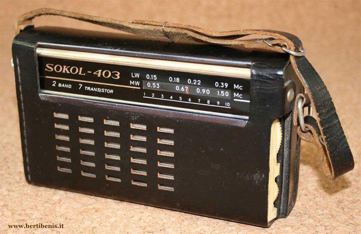 Radio Sokol. Imagen tomada de Facebook.
