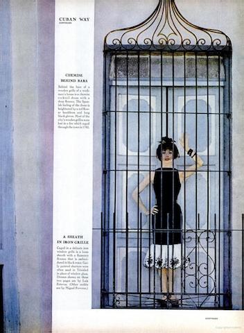 Reportaje publicado en la revista Life. 5 de mayo de 1958. Cortesía de Linda Rodríguez.