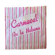 Sobre con el logo del Carnaval de La Habana