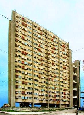 Edificio Girón (Malecón y F). Vedado. Imagen tomada de internet.