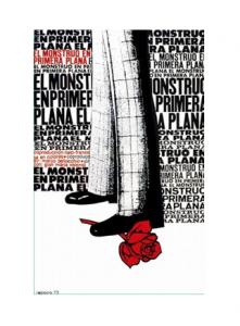 Cartel de Fernández Reboiro