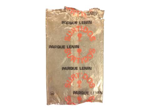 Envase de caramelos surtidos Parque Lenin