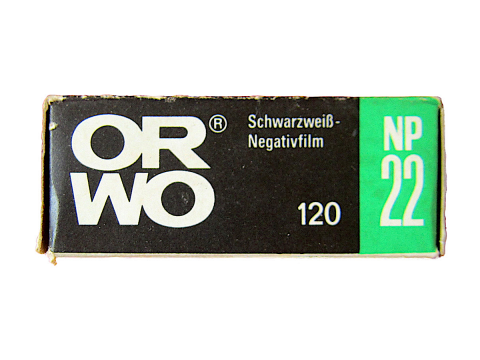 Envase de película ORWO