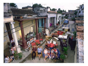 Material World. Cuba.