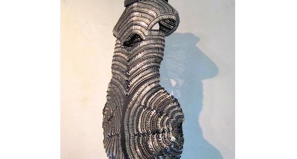 Exposición Reciclarte en la Fábrica de Arte
