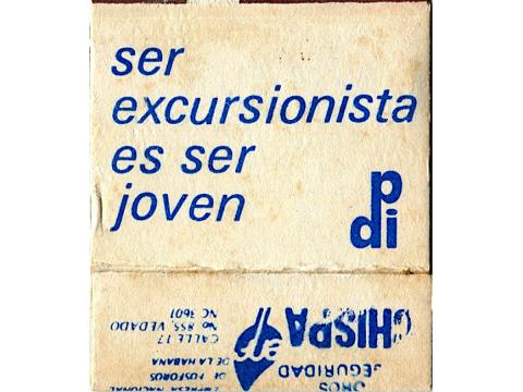 Caja de fósforos Chispa