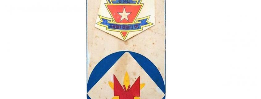 Distintivo de la Unión de Pioneros Cubanos