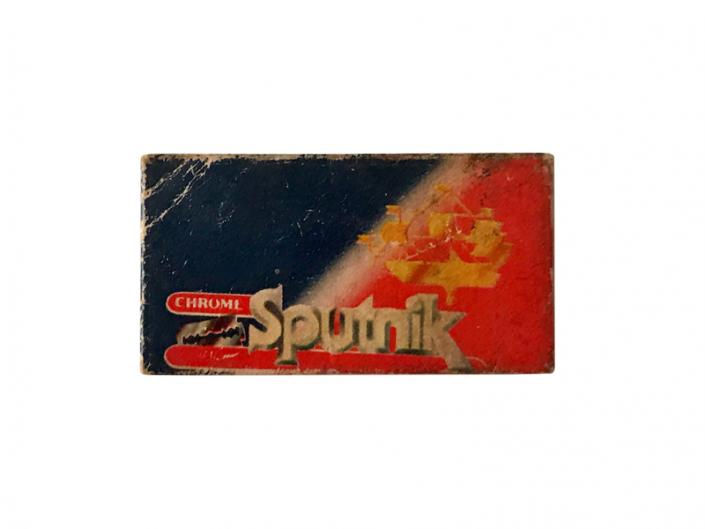 Cuchilla de afeitar Sputnik