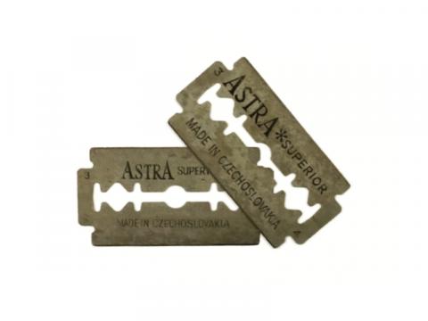 Cuchillas de afeitar Astra