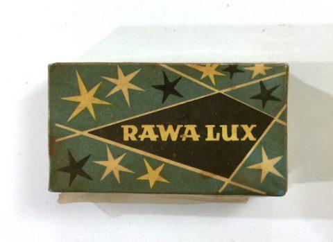 Cuchilla de afeitar Rawa Lux