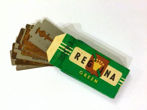 Cuchillas de afeitar Regina