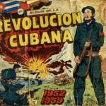 Carátula del Álbum de la Revolución Cubana