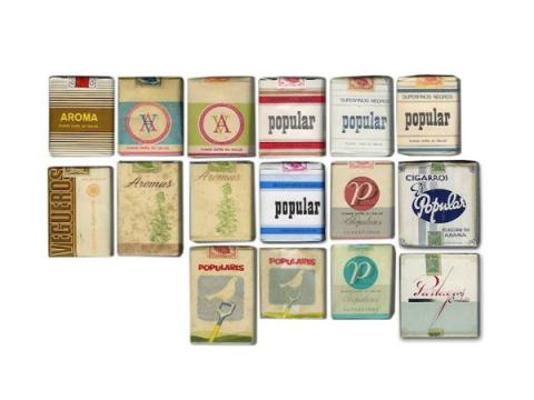 Cajetillas de cigarros