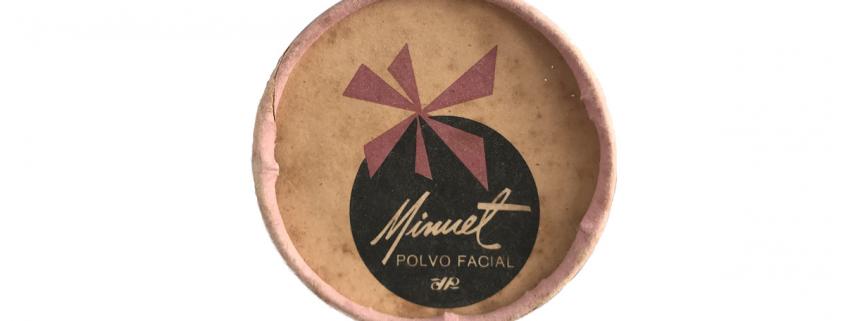 Polvo facial Minuet