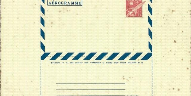 aerograma