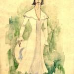 Bocetos de maría Elena Molinet.
