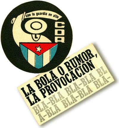 Logotipo de los CDR