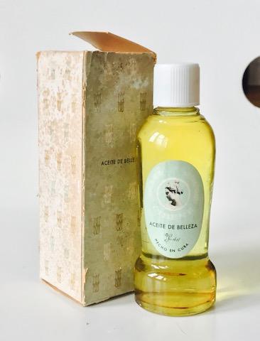 Aceite de belleza Cirene