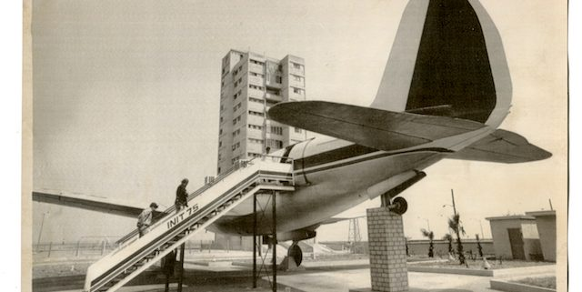 club nocturno El Avioncito