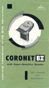 Manual del fotómetro Coronet