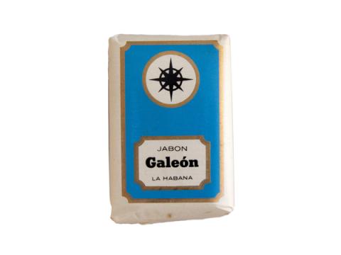 Jabón Galeón.