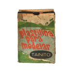 Plastilina para modelar Tainito