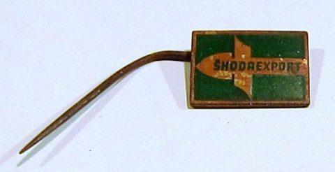 pin Skodaexport