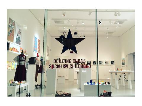 Exposición Pioneros: Building Cuba's Socialist Childhood