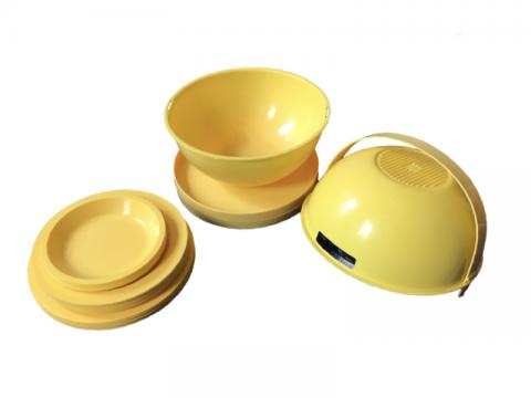 Vajilla de picnic Perma Plastic Products
