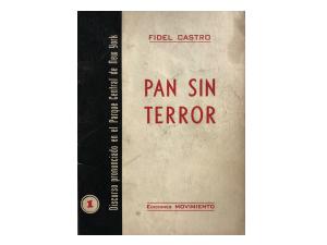Pan sin Terror