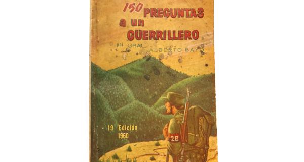150 preguntas a un guerrillero