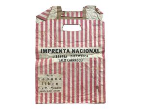 Cartucho de la librería Imprenta Nacional, nacionalizada