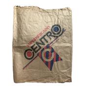 Bolsa de papel cartucho del supermercado Centro