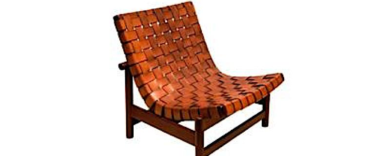 Silla diseñada por Gonzalo Córdoba