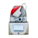 máquina de afeitar eléctrica Kharkov